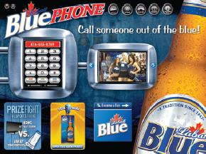 Bluephoneline