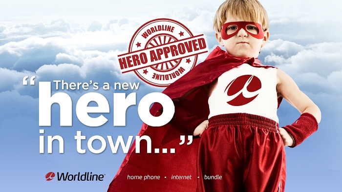 Worldline's Super Hero Kids