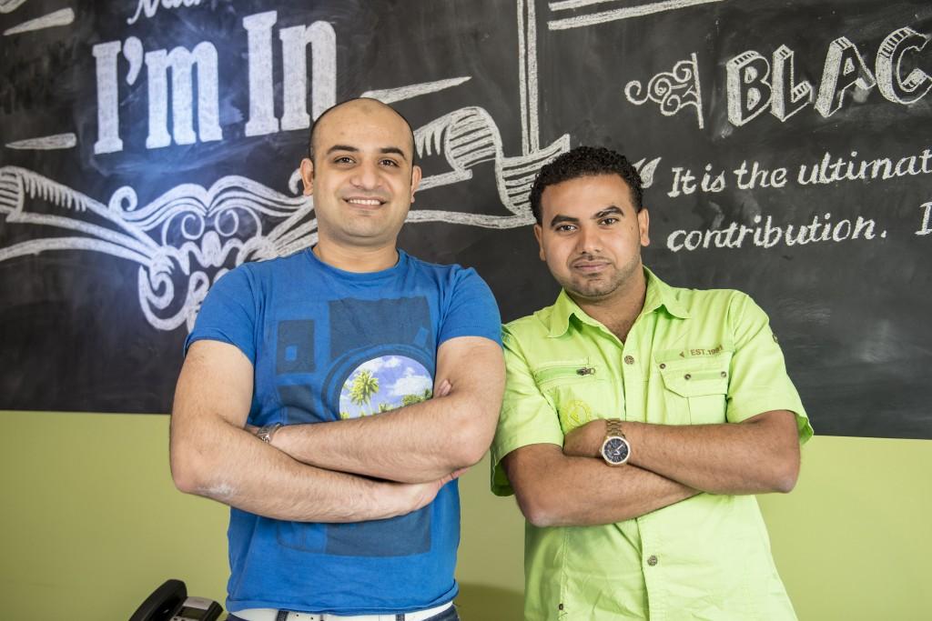 Harris & Sammi - Part of our Tech Team