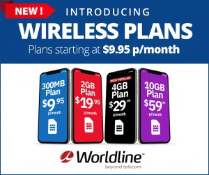 4 wireless plans starting at $9.95